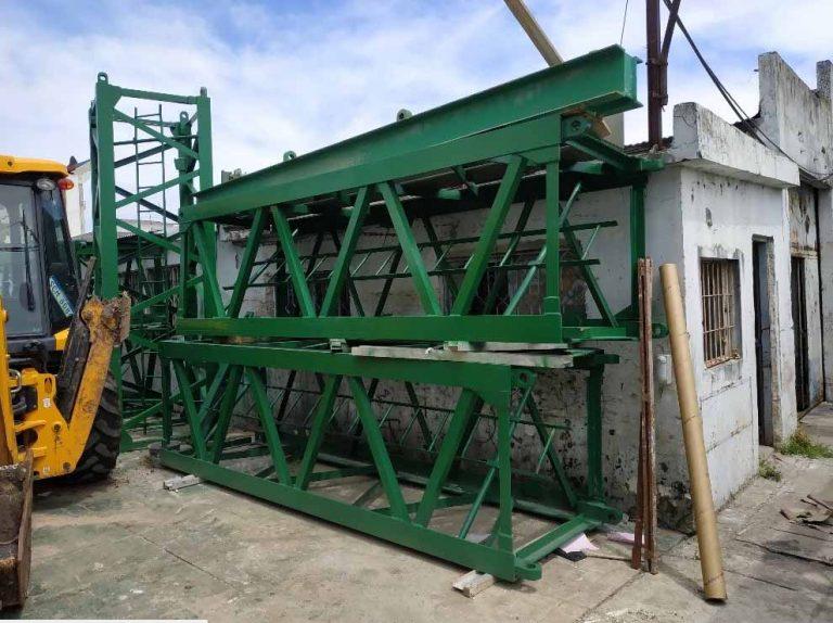 Soluciones de ingeniería para equipos de elevación, el transporte y la industria
